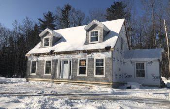 Cameron I Modular Home in Cumberland Maine